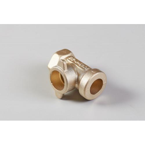 Корпус термостатического клапана Ду 15 (G ½) PN 16, рис.2