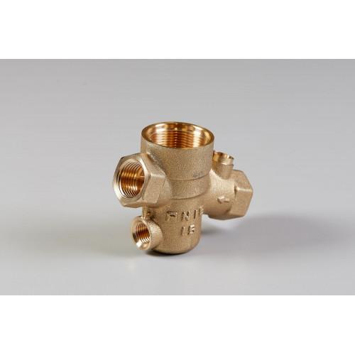 Корпус квартирного регулятора давления Ду 25 (G 1) PN 16