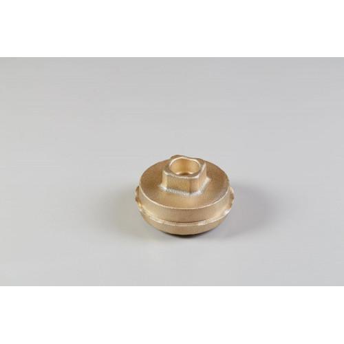 Крышка термостатического клапана Ду 40 (G 1½) PN 16